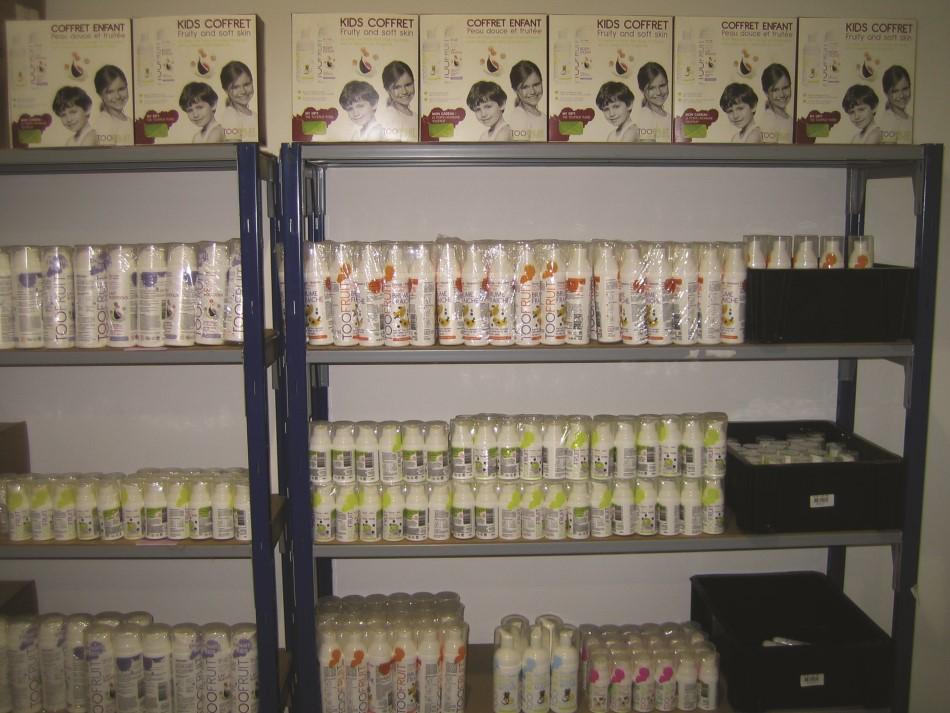 Picking logistique, stock et préparation de commande