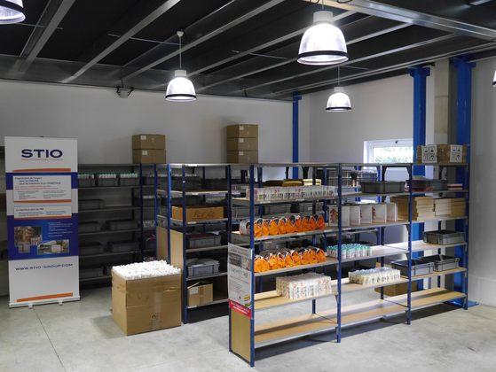 salle picking logistique stio