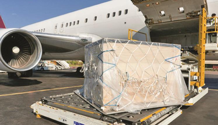 STIO : Export Aérien